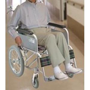 アルミ製 介護車/車椅子 【背折れタイプ】 軽...の紹介画像3