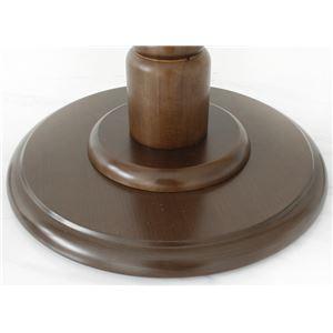 ポールハンガー(衣類収納) 木製 360度回転...の紹介画像5