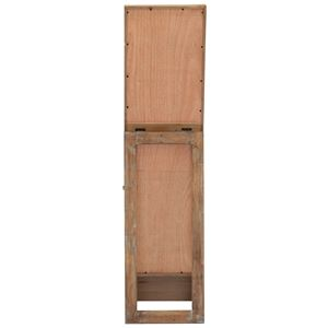 収納ラック付きスタンドミラー JOKER 木製...の紹介画像4