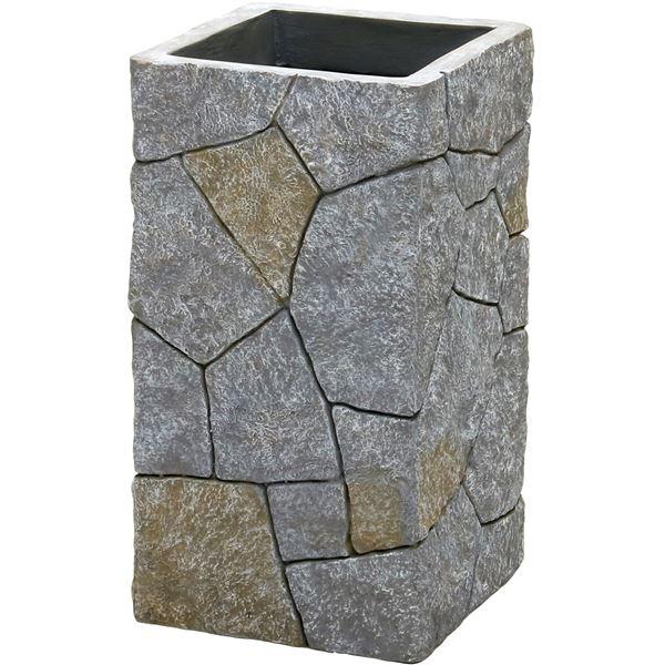 レジン傘立て 石畳デザイン【Pietra(ピエトラ)】 アンブレラスタンド 【完成品】