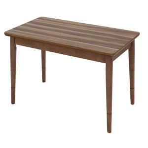ハイタイプ継脚こたつテーブル(ハイテーブル/センターテーブル) 【cilla(シーラ)】 【長方形】 幅90×奥行50cm 木製 木目調 ファン付きヒーター