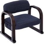 漣-さざなみ- TV座椅子 ブルー