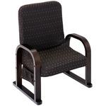 漣-さざなみ- リクライニング式TV座椅子 ブラウン