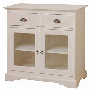 Voyage Counter Cabinet VOK-2475WH ホワイト