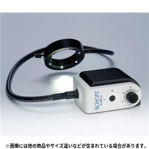 ファイバ照明LED光源 120232 顕微鏡関連機器 - 拡大画像