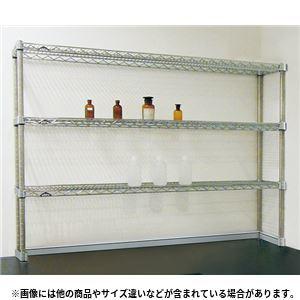 実験台シェルフセット DTCSS12001 収納・整理・保管III(収納棚)