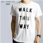 【在庫処分!】SOL ANGELES プリントポケットTシャツ Mサイズ White