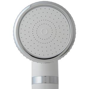 マイクロナノバブルの1/100の極小気泡を発生するシャワーヘッド【NANO BUBBLE SHOWER】(ナノバブルシャワー)