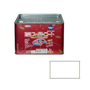 アサヒペン AP 油性スーパーコート 5L 白の関連商品10