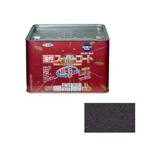 アサヒペン AP 油性スーパーコート 5L 銀黒の関連商品5