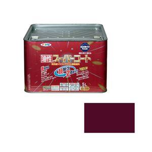アサヒペン AP 油性スーパーコート 5L ブラウンの関連商品1