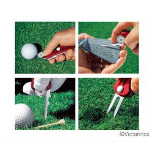 ビクトリノックス (Victorinox) VTNX ゴルフツール T #0.7052.T