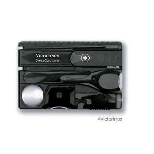 ビクトリノックス (Victorinox) VTNX スイスカードライトT3 BK #0.7333.T3