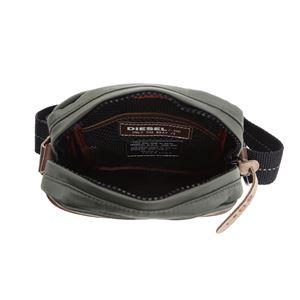 DIESEL (ディーゼル ) X01947 P0055 H2906 縦型ショルダー オリーブ/ブラック f04