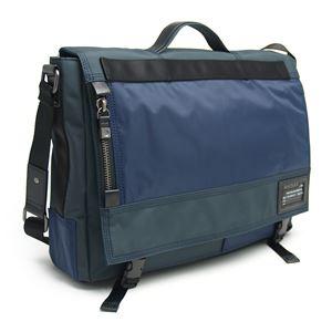 DIESEL (ディーゼル ) X01681 PR520 H4831 クロスボディブリーフバッグ Ebony/Insignia Blue h02
