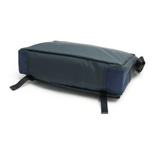 DIESEL (ディーゼル ) X01681 PR520 H4831 クロスボディブリーフバッグ Ebony/Insignia Blue f04