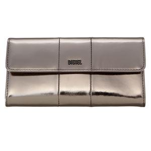 DIESEL (ディーゼル ) X02414 PS202 H2382 折長財布 Bronze