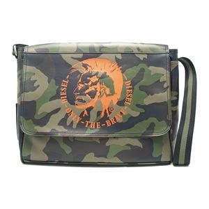 DIESEL (ディーゼル ) X00876 P0330 H5254 ショルダー Camouflage/Khaki - 拡大画像