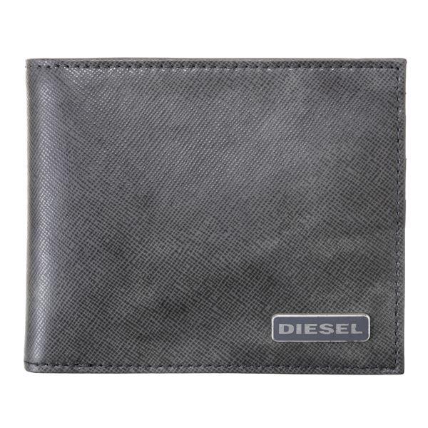 DIESEL (ディーゼル ) X03344 P0598 T8085 二つ折り財布 Castlerockf00