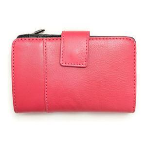 DIESEL (ディーゼル ) X03498 PR030 T4054 Virtual Pink 二つ折り財布