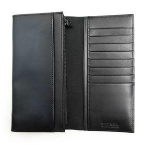 DIESEL (ディーゼル ) X03602 PR080 T6052 Total Blue 長財布