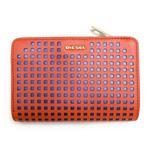 DIESEL (ディーゼル ) X03683 PR317 H5880 Spicy Orange/Dazzling 二つ折り財布