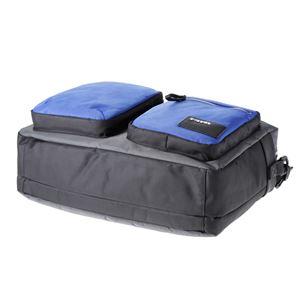 DIESEL (ディーゼル ) X03000 P0409 H5970 ビジネスバッグ Grey/Blue/Black h03