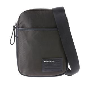 DIESEL (ディーゼル ) X03005 P0409 H2953 ショルダーバッグ Coffee Bean/Black h01