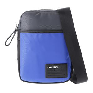 DIESEL(ディーゼル)X03005P0409H5970ショルダーバッグGrey/Blue/Black