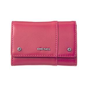 DIESEL (ディーゼル ) X03500 PR030 T4054 二つ折り財布 Virtual Pink - 拡大画像