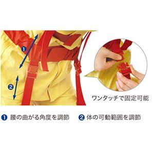 新お年寄り体験スーツ 【Sサイズ/対象身長145cm~155cm】 ボディスーツタイプ 各種おもり/杖/収納バッグ付き M-176-0