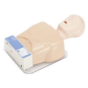 蘇生シミュレーションシステム/胸骨圧迫コーチングシステム 「REVER Biginner」 軽量 プリンター内蔵