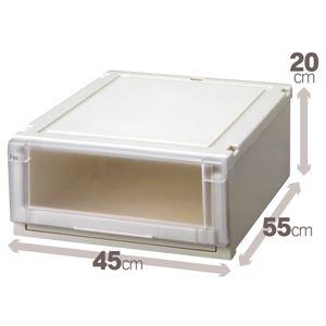 収納ボックス/衣装ケース 『Fits フィッツユ...の商品画像