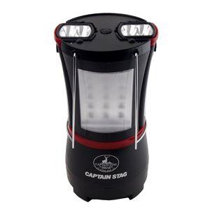 LEDランタンDX(LEDランプ/照明器具) 電池式 『キャプテンスタッグ/CAPTAIN STAG』