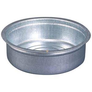 トタン製タライ/金たらい【60cm】外寸直径64.3cm容量45.1L日本製
