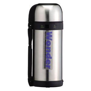 ワンダーボトル/水筒 【1.5L】 保温・保冷 コップタイプ 大容量サイズ ステンレス真空断熱構造