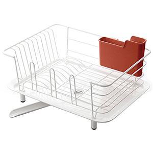 水切りかご(水切りラック/キッチン用品) 奥行3...の商品画像