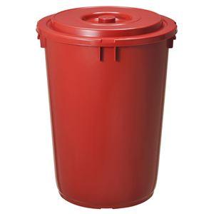 味噌樽/みそ保存容器 【60型】 プラスチック製 深型設計 上フタ・押しフタ/持ち手付き 『新輝合成』