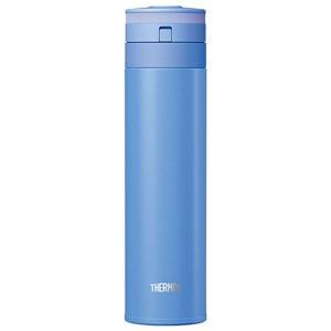 サーモス 真空断熱ケータイマグ 450ml パールブルー(PBL) JNS-451 (水筒 マグボトル)