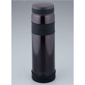 スポーツビッグマグボトル/水筒【1000mlダークパープル】直飲み大容量ワイド口径『フォルテック・スピード』