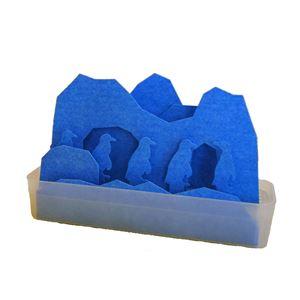 セキスイ 自然気化式ECO加湿器 うるおい 南極(ブルー) ( 紙 ペーパー加湿器 )