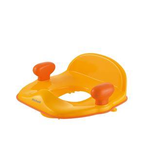 補助便座/ベビー用品 R 【オレンジ】 イス型 便座ガード付き トイレトレーニング 『ポッティス』