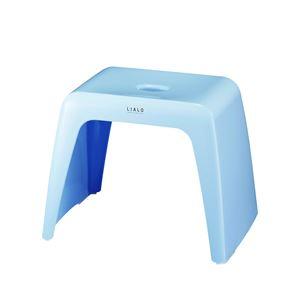 アスベル リアロ 風呂イス30 ブルー 39.2×27.7×30.5cm