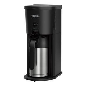 【THERMOS サーモス】 真空断熱ポット コーヒーメーカー ECJ-700 ブラック(BK)