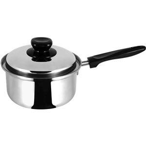タフコ 極 三層鋼片手鍋 16cm A-2272 (鍋)