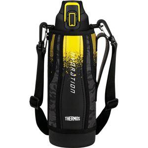 サーモス 真空断熱スポーツボトル ブラックカモフラージュ(BK-C) 1L FHT-1000F