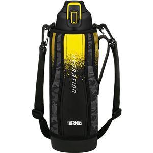 サーモス 真空断熱スポーツボトル ブラックカモフラージュ(BK-C) 1.5L FHT-1500F