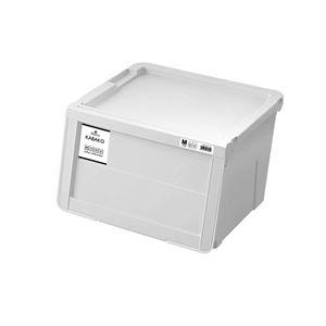 天馬 プロフィックス カバコ 収納ボックス ホワイト(W) (Mサイズ )