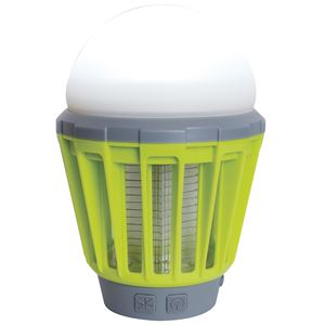富士見産業FieldtoSummitモスキートガードランタンライムグリーン電撃殺虫器付きOF-LANM-LG(アウトドア用品)