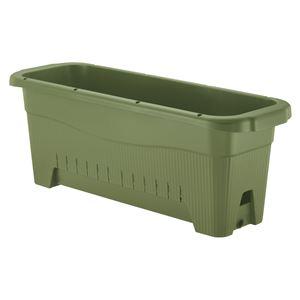 リッチェル プランター 水ラク 菜園上手85型 グリーン